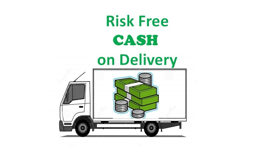 Risk Free Cash onn Delivery-2